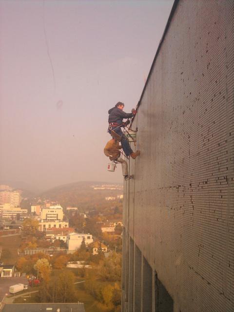 profesionálne práce vo výškach